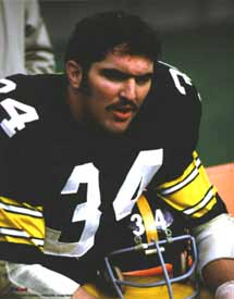 Andy Russell, Steelers Hall of Honor Inaugural Class